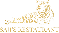 sajis restaurants footer logo